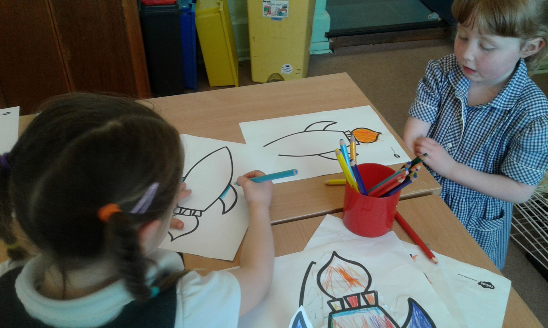 Class 1: Summer Term in Space! | Bishops Nympton Primary School